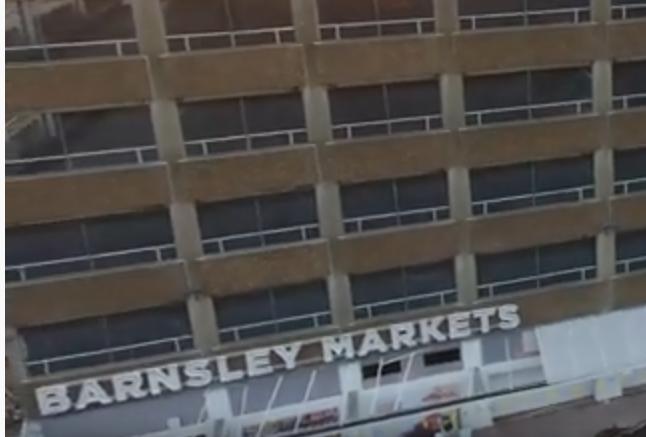 Barnsley Multi – Storey Car Park – January 2019